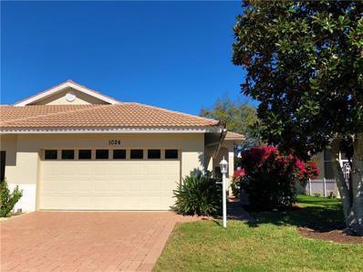 1024 Topelis Drive, Englewood, FL 34223 - MLS#: D6105725