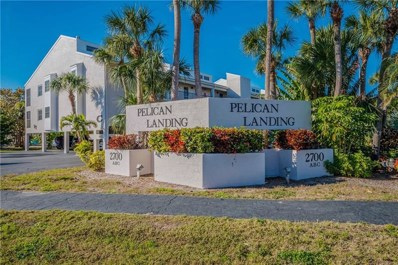 2700 N Beach Road UNIT F103, Englewood, FL 34223 - MLS#: D6105842