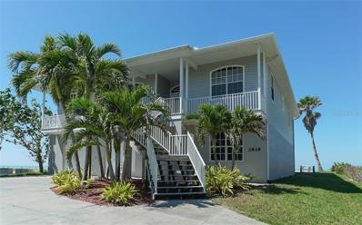 2828 N Beach Road UNIT A, Englewood, FL 34223 - MLS#: D6106169