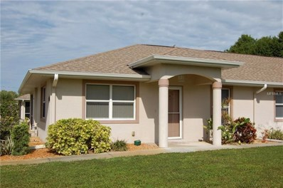 186 Rotonda Boulevard W UNIT 186A, Rotonda West, FL 33947 - #: D6106266