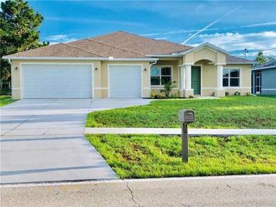 513 Boundary Boulevard, Rotonda West, FL 33947 - MLS#: D6107410