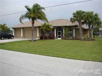 45 Medalist Road, Rotonda West, FL 33947 - MLS#: D6107427