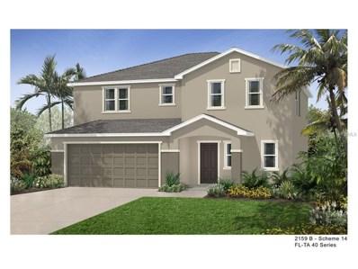 11507 Southern Creek Drive, Gibsonton, FL 33534 - MLS#: E2204766