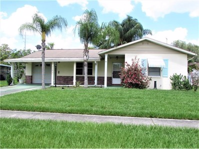7151 Ashland Drive, Zephyrhills, FL 33540 - MLS#: E2204834