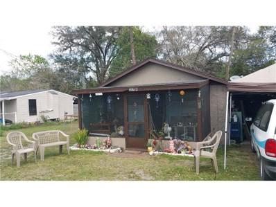 20704 Caboose Drive, Dade City, FL 33523 - MLS#: E2204858
