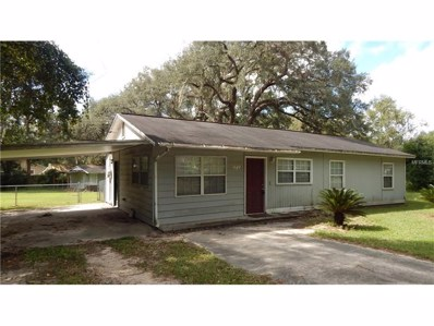 37330 Poinsettia Avenue, Dade City, FL 33525 - MLS#: E2205259