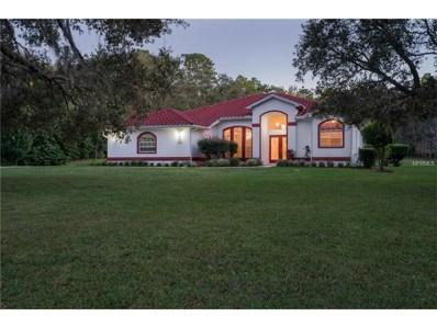 1900 W Redding Street, Hernando, FL 34442 - MLS#: E2205300