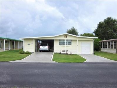 5643 Cheyenne Street, Zephyrhills, FL 33542 - MLS#: E2205339