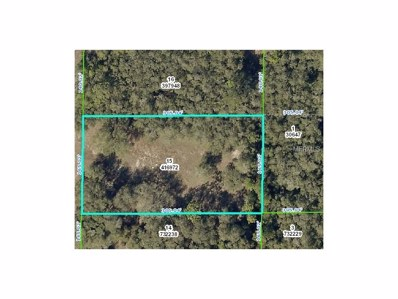 7392 Atwood Drive, Webster, FL 33597 - MLS#: E2205370