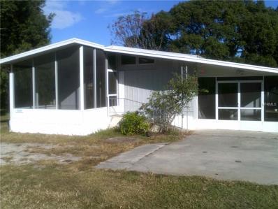 7045 Garside Drive, Zephyrhills, FL 33540 - MLS#: E2205435