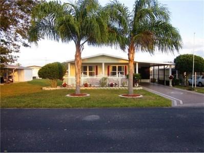 5338 Mohawk Street, Zephyrhills, FL 33542 - MLS#: E2205445