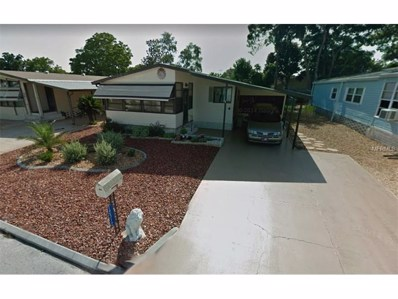 12312 Longhorn Drive, Hudson, FL 34667 - MLS#: E2205457