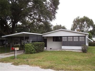 37739 Cecil Lane, Zephyrhills, FL 33542 - MLS#: E2205469