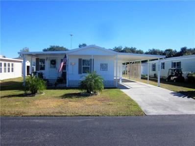 5634 Cheyenne Street, Zephyrhills, FL 33542 - MLS#: E2205556