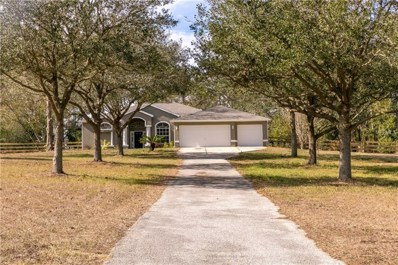 9639 Misha Lane, Dade City, FL 33525 - MLS#: E2205638