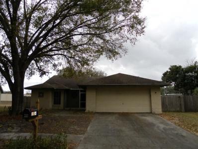 1514 Gunsmith Drive, Lutz, FL 33559 - MLS#: E2205757