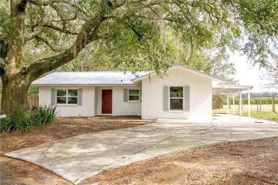 14732 College View Drive, Dade City, FL 33523 - MLS#: E2205886