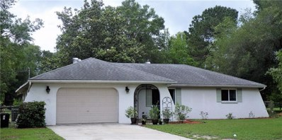 26490 Croft Lane, Brooksville, FL 34602 - MLS#: E2400190