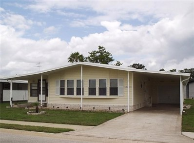 36353 Le Sabre Way, Zephyrhills, FL 33541 - MLS#: E2400191