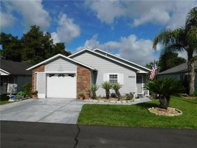 37420 Teaberry Loop, Zephyrhills, FL 33542 - MLS#: E2400236