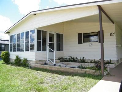 5447 Riviera Drive, Zephyrhills, FL 33541 - MLS#: E2400299