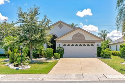 1815 E Del Webb Boulevard, Sun City Center, FL 33573 - MLS#: E2400365