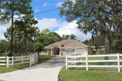 14713 Thompson Avenue, Hudson, FL 34669 - MLS#: E2400517