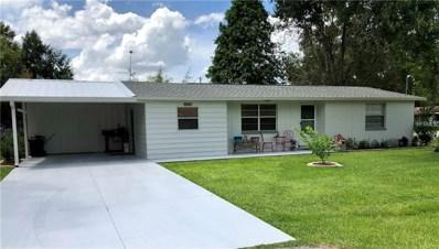 4447 Hooper Street, Zephyrhills, FL 33542 - MLS#: E2400613