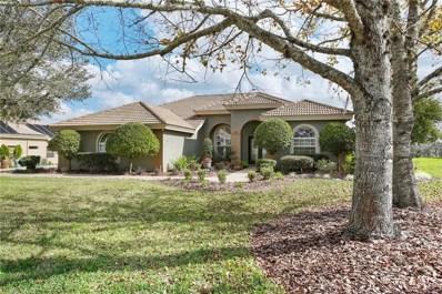 13938 Thoroughbred Drive, Dade City, FL 33525 - MLS#: E2401286