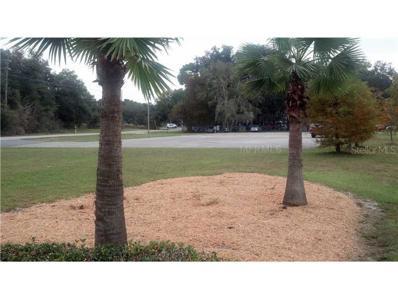 323 N Lawrence Court, Bushnell, FL 33513 - MLS#: G4700936