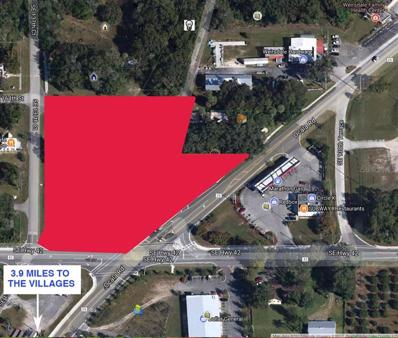 16456 Hwy 25 And Hwy 42, Weirsdale, FL 32195 - MLS#: G4818564
