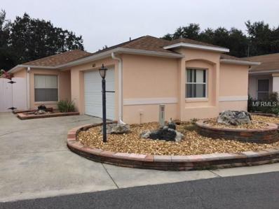 1615 Benitez Street, The Villages, FL 32159 - MLS#: G4836257