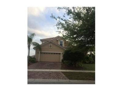 3624 Weatherfield Drive, Kissimmee, FL 34746 - MLS#: G4837491