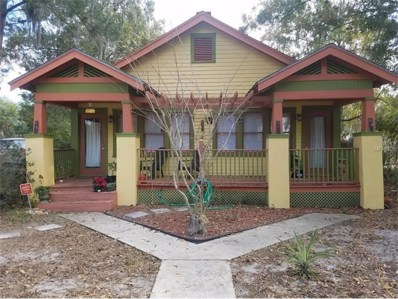 106 S Moss Street, Leesburg, FL 34748 - MLS#: G4838979