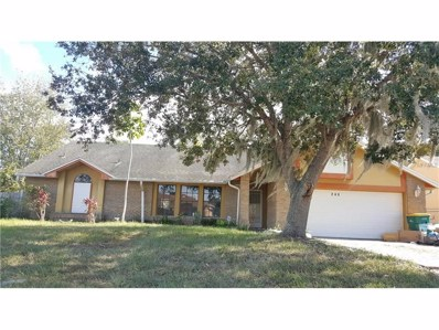 246 Red Maple Drive, Kissimmee, FL 34743 - MLS#: G4838999
