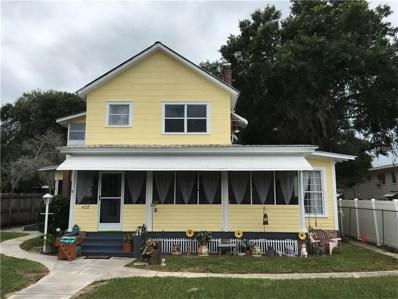 422 E Citrus Avenue, Eustis, FL 32726 - MLS#: G4839001