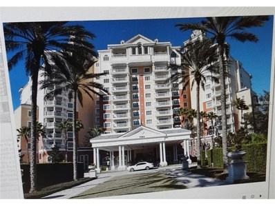 7593 Gathering Drive UNIT 502, Reunion, FL 34747 - MLS#: G4840747