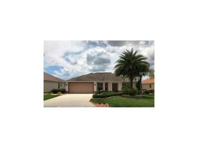 1322 James Island Street, The Villages, FL 32162 - MLS#: G4844279
