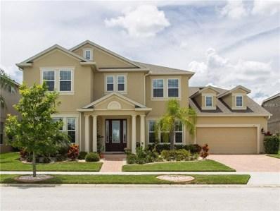 117 Peace River Court, Groveland, FL 34736 - MLS#: G4844527
