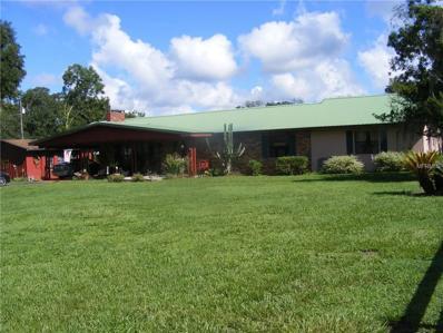 274 W Kings Highway, Center Hill, FL 33514 - MLS#: G4844877