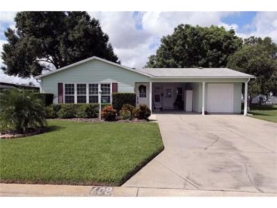 608 Rainbow Boulevard, The Villages, FL 32159 - MLS#: G4844947