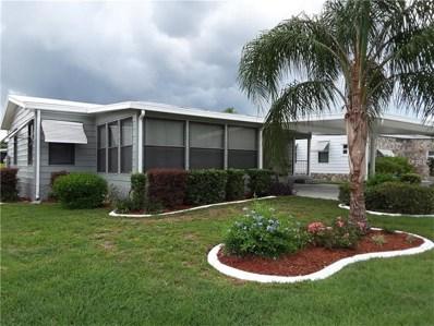 1012 Dustin Drive, The Villages, FL 32159 - MLS#: G4844950
