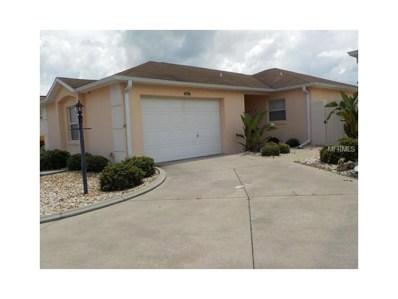 406 Calzada Court, The Villages, FL 32159 - MLS#: G4844952