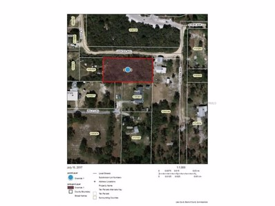 Center Avenue, Leesburg, FL 34788 - MLS#: G4844994
