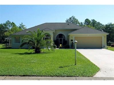 594 Dowling Circle, Lady Lake, FL 32159 - MLS#: G4845058