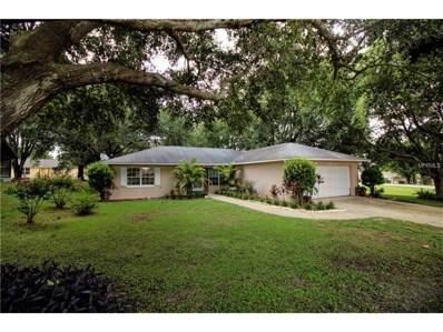 12413 Draw Drive, Grand Island, FL 32735 - MLS#: G4845403