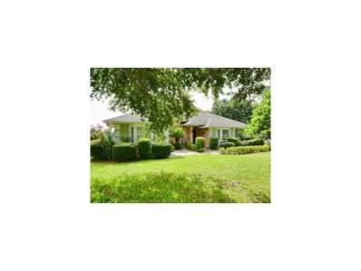 35812 Thrill Hill Road, Eustis, FL 32736 - MLS#: G4845606