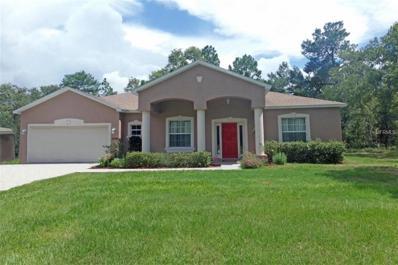 3196 W Gainesville Drive, Citrus Springs, FL 34433 - MLS#: G4845717
