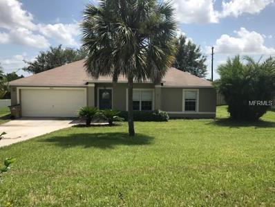 9905 Crenshaw Circle, Clermont, FL 34711 - MLS#: G4845913