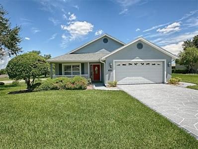 98 Twin Lake Circle, Umatilla, FL 32784 - MLS#: G4846013